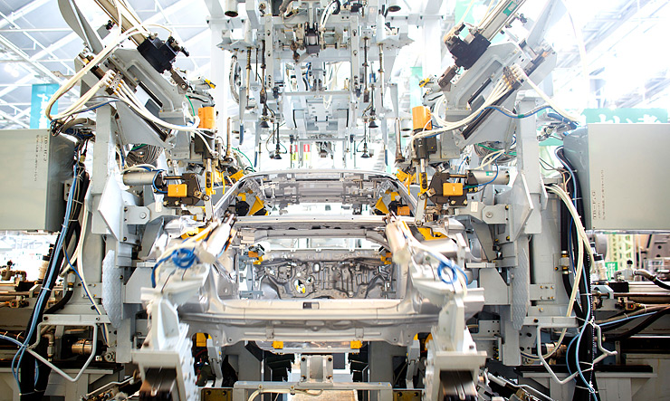 Implement TPM Total Productive Maintenance