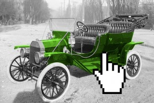 Opportunity in Disruption Lean Manufacturing any color Model T